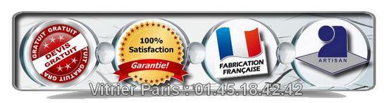 Avec Vitrier Paris 1 vous n'avancez aucun frais lors de la visite de notre vitrier, nous effectuons un devis Gratuit et vous êtes libre de l accepter ou pas. Nous Travaillons avec la majorité des compagnie d'assurance dans Paris.