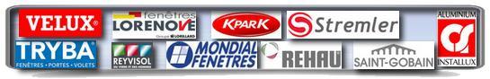 Vitrier Paris 1 vous assiste 7j/7 pour vos problèmes de vitrerie.Pour ses interventions il vous fournit le matériel de qualité comme: Velux, Tryba, Lorenove, Installux, Saint-Gobain, KPARK, Rehau, Stremler, reyvisol, mondial fenetre.